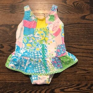 Lilly Pulitzer Bathing Suit